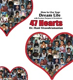 47 Hearts - Live your life with passion, purpose and persistence