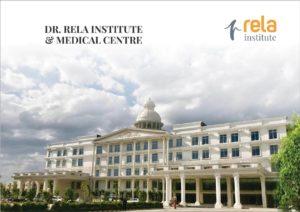 Rela Institute for liver transplant